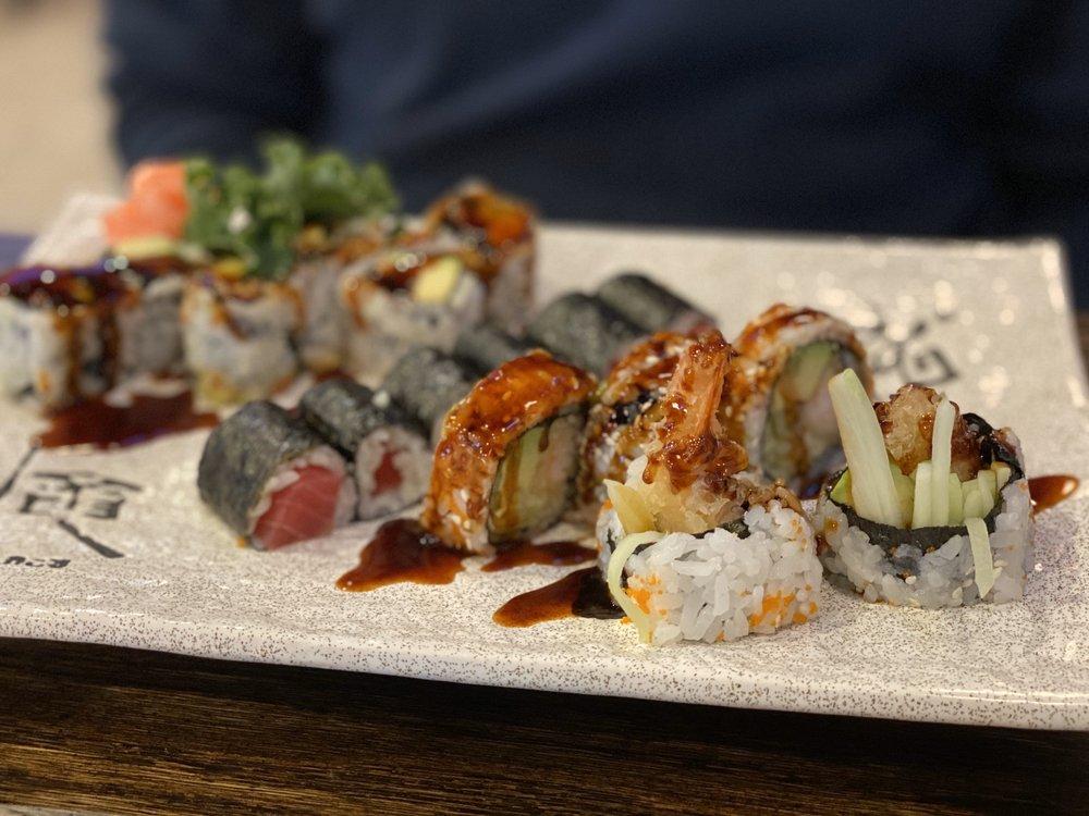 Raku Hibachi&Sushi: 348 Common Dr, Parkesburg, PA
