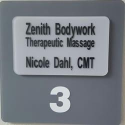 zenith massage