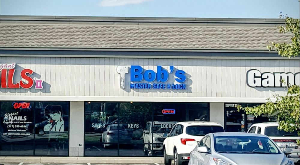 Bob's Master Safe and Lock Service: 8240 E 96th St, Fishers, IN