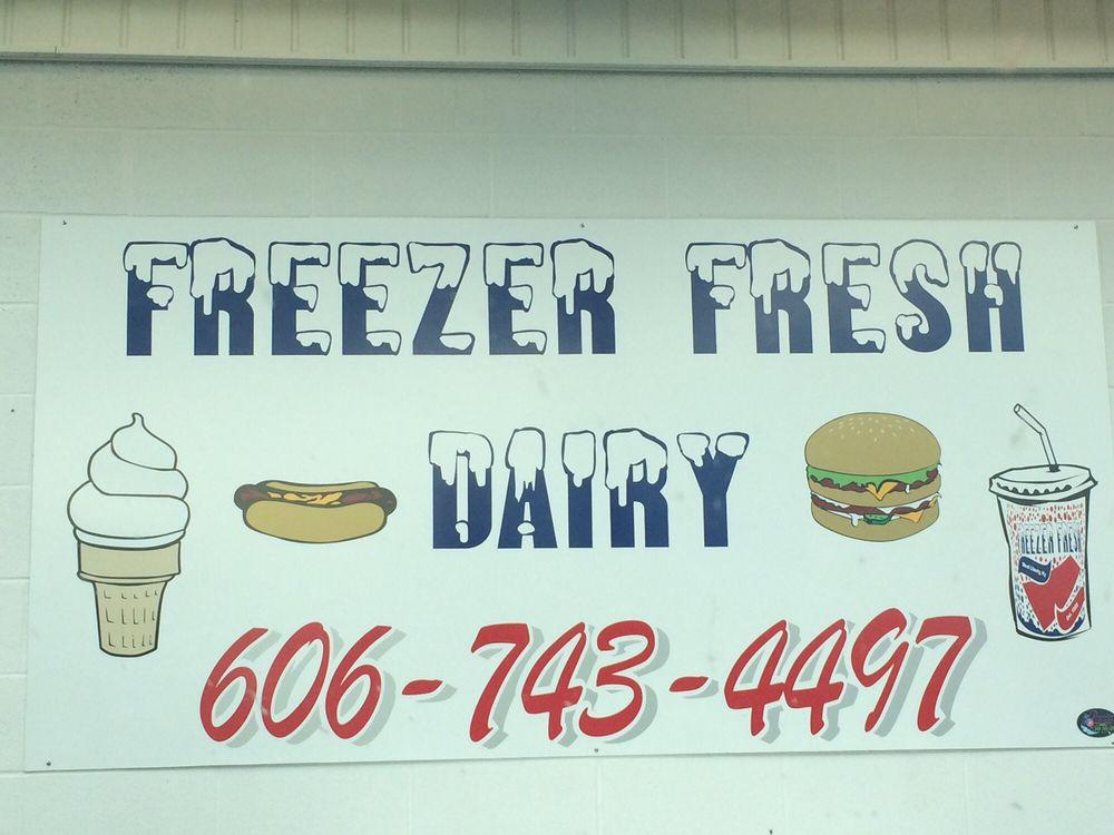 Freezer Fresh Dairy: 598 Prestonsburg St, West Liberty, KY