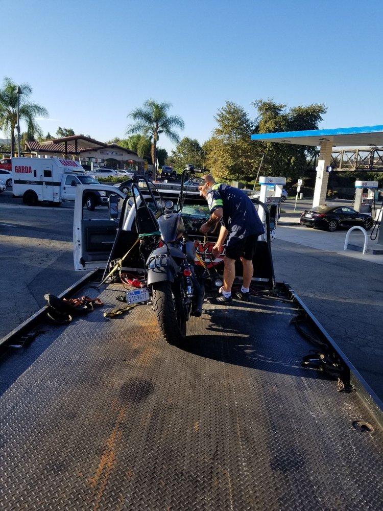 Towing business in San Juan Capistrano, CA