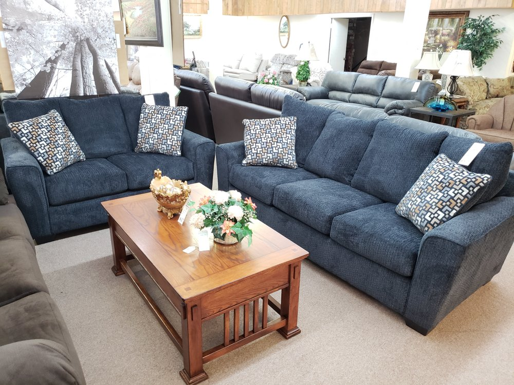 Myers Furniture: 721 N Main St, Russell, KS