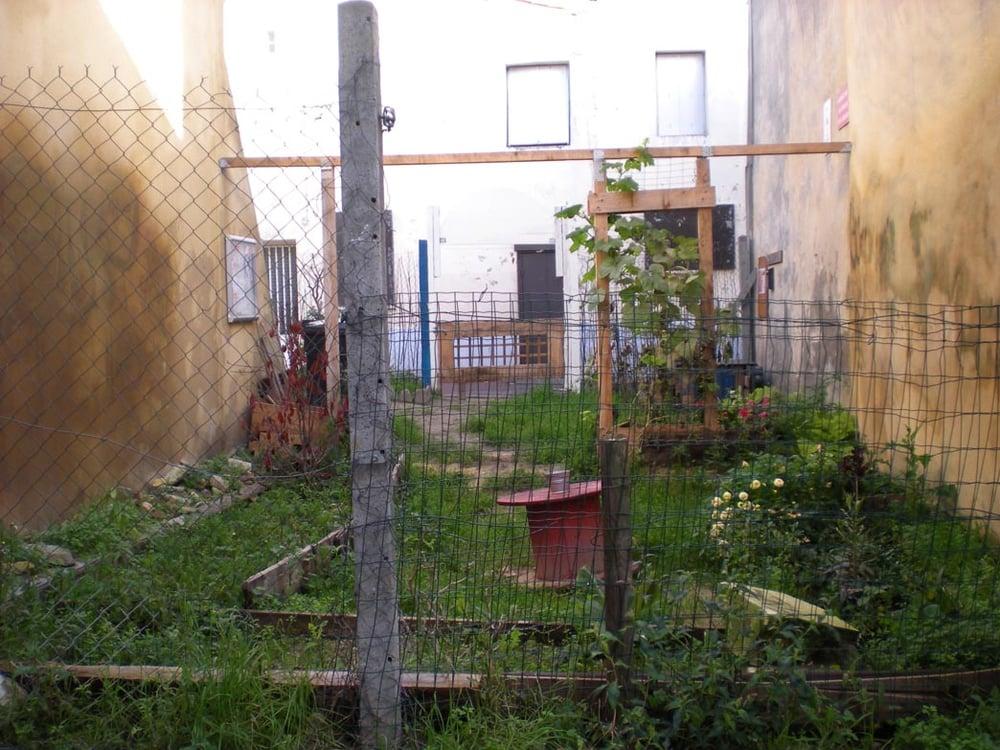 Jardin de la rue kl ber jardin botanique gare saint for Jardin 122 rue des poissonniers