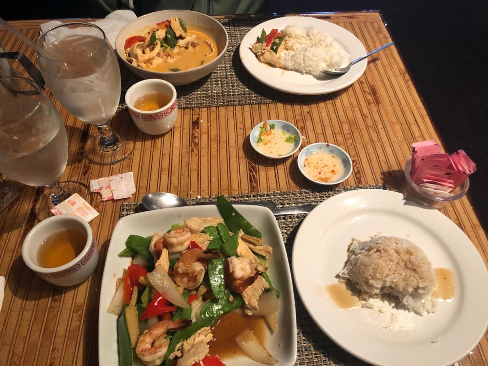 Thai Phoon: 238 SE US Hwy 19, Crystal River, FL