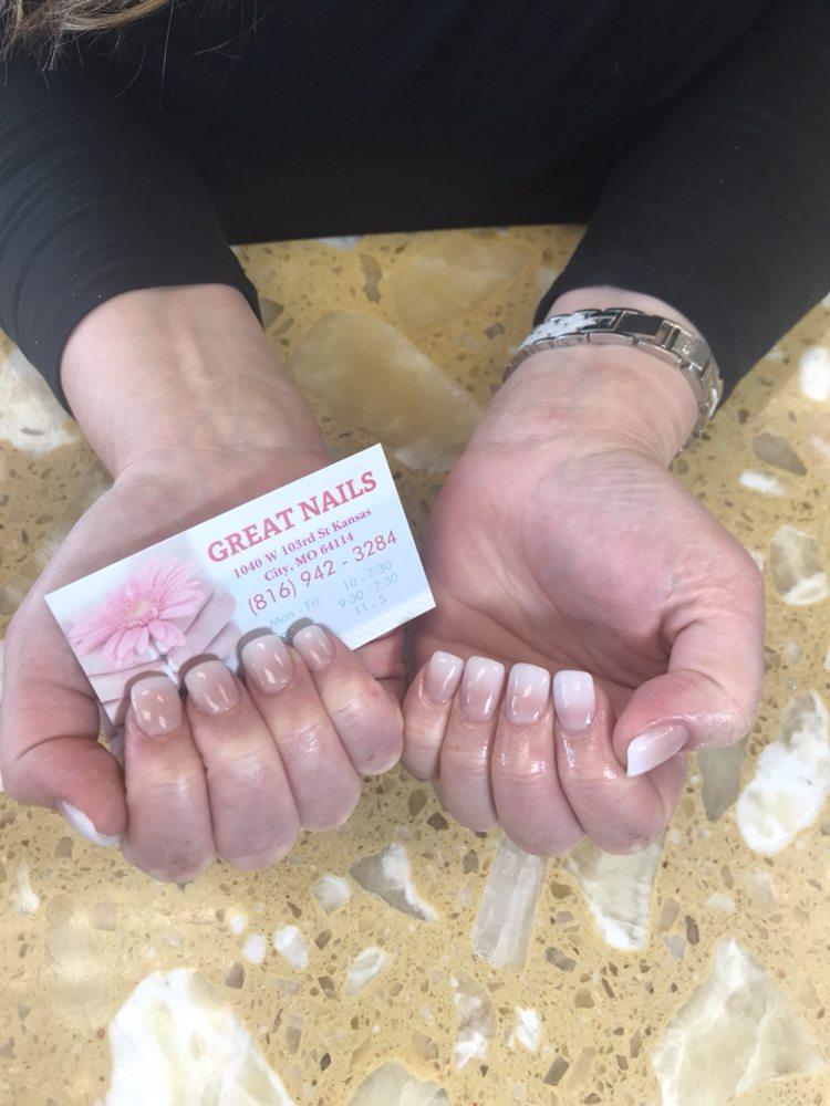 Kansas City Nail Salon Gift Cards - Missouri | Giftly