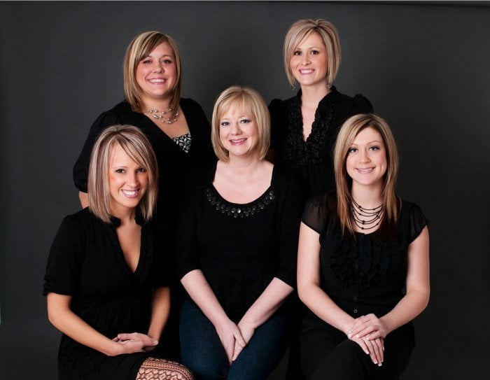 Eclectic styles hair salons 1063 14th ave longview for 14th avenue salon