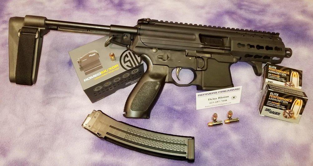 Refiners Firearms: 42104 N Venture Dr, Phoenix, AZ