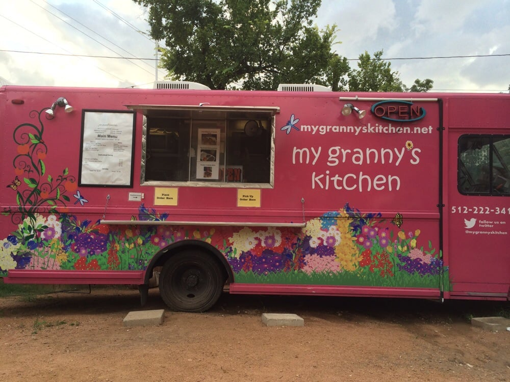 My Granny S Kitchen Food Truck