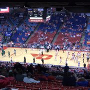 University Of Dayton Arena 26 Photos 16 Reviews Stadiums