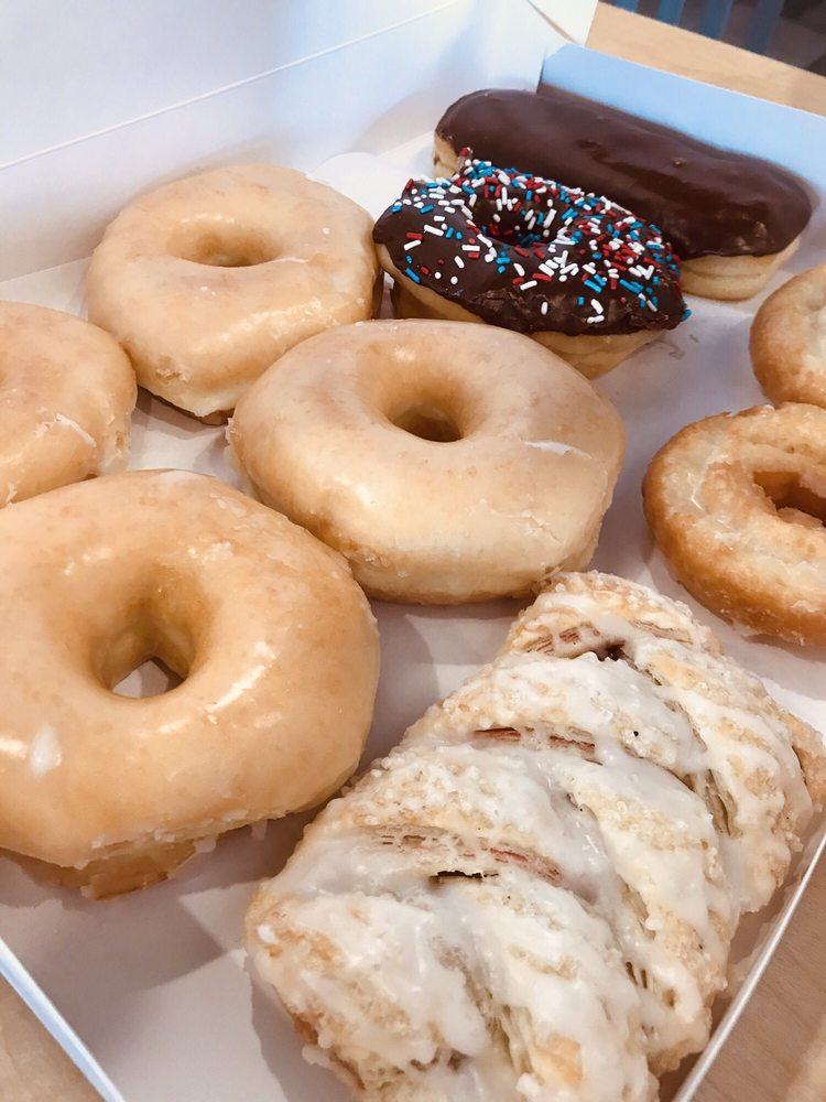 Missy's Donuts: 2323 E Noble Ave, Guthrie, OK