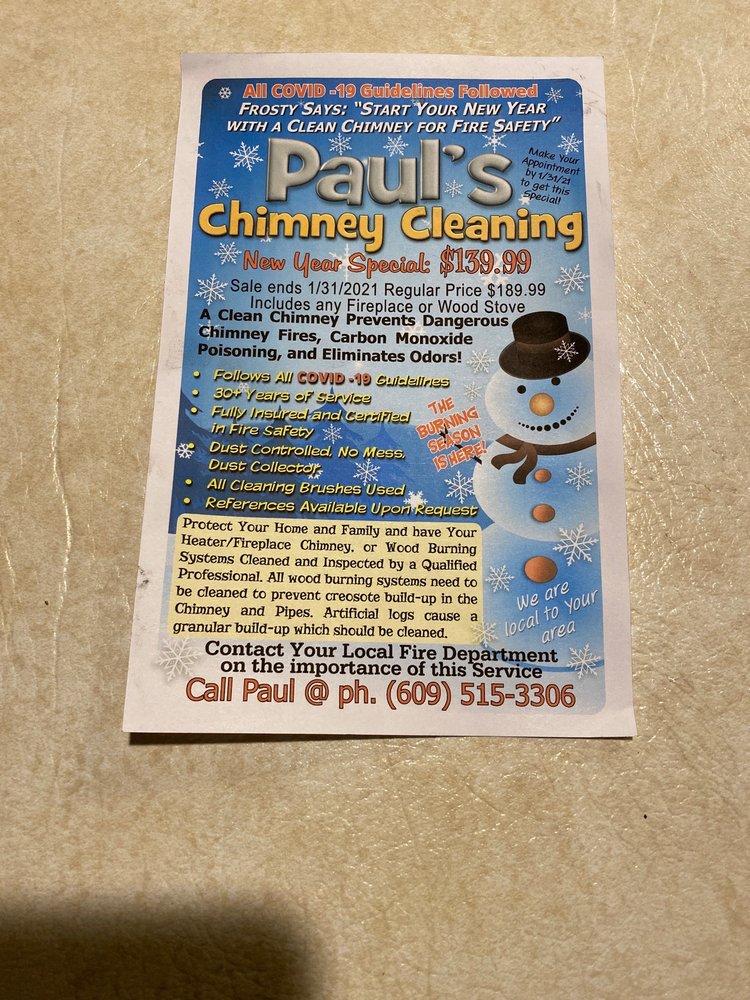 Paul Chimney Cleaning: Lake Harmony, PA