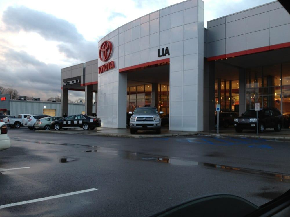 Lia Toyota Colonie >> Lia Toyota Of Colonie 16 Photos 49 Reviews Auto Repair