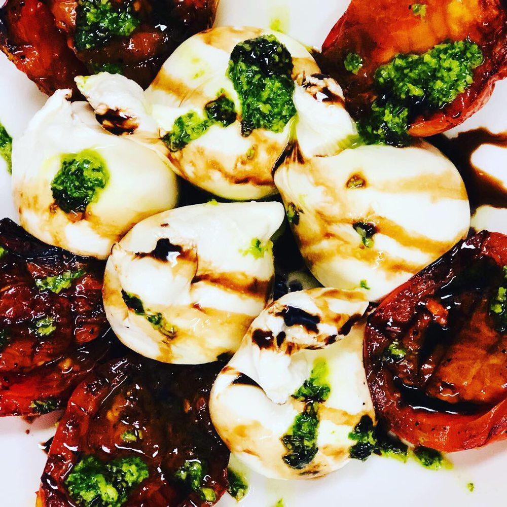 Food from Da Bistro Mediterranean Grill