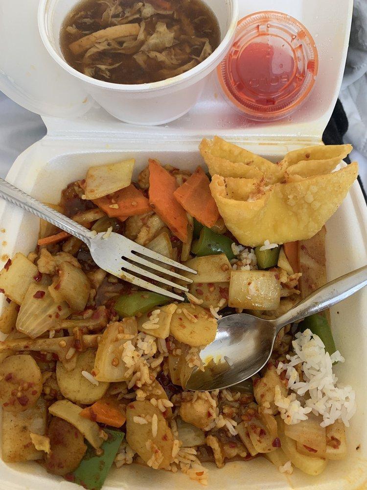 Chuong Garden Chinese Restaurant: 118 E Main St, Manchester, IA