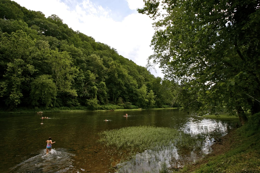 Greenbrier River Trail State Park: Hc 82 Box 252, Marlinton, WV