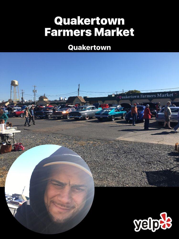 Quakertown Farmers Market: 201 Station Rd, Quakertown, PA