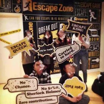 Escape Room Spadina Chinatown