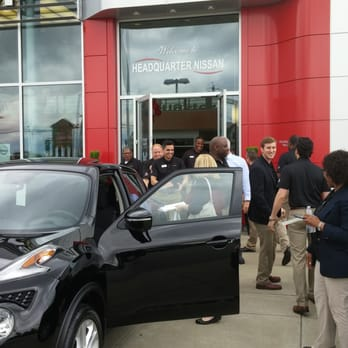 Headquarter Nissan Columbus Ga >> Leaving With A Really Nice Car And Smiles On Our Faces