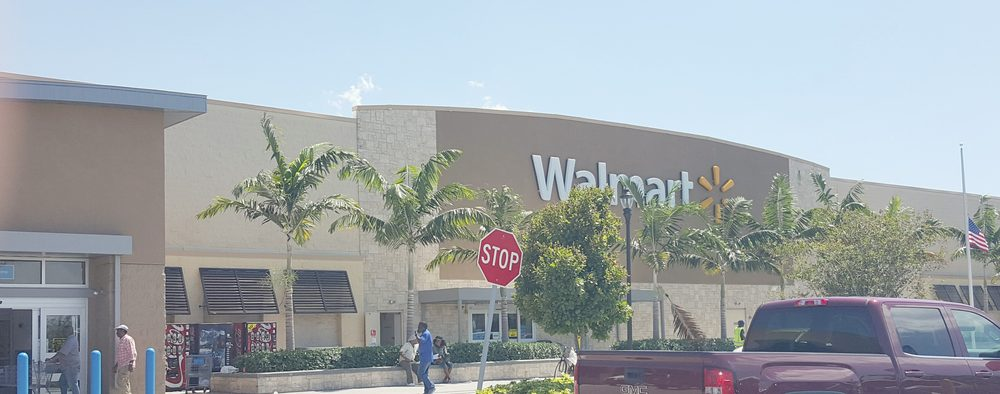 photo of walmart fort lauderdale fl united states front