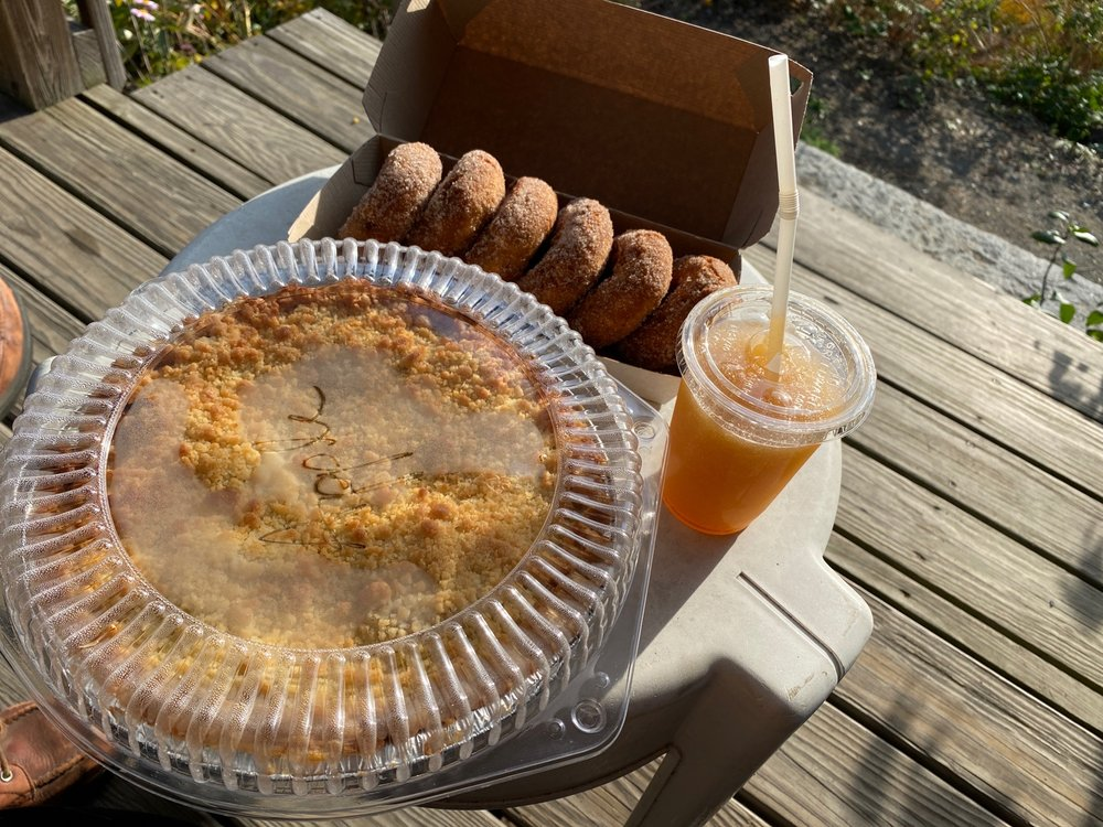 Park Hill Orchard: 82 Park Hill Rd, Easthampton, MA