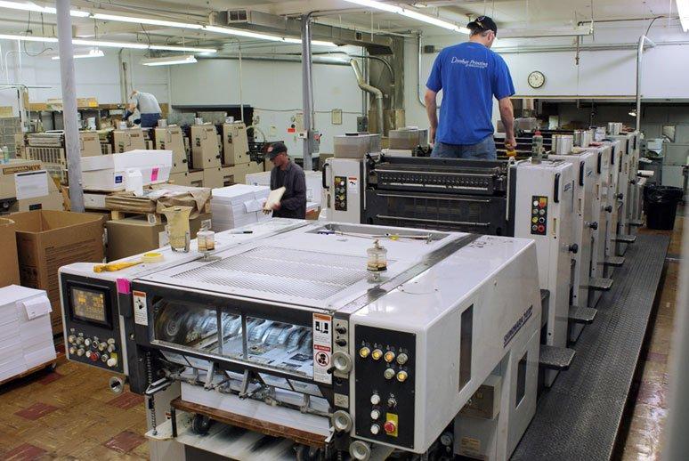 Dunbar Printing and Graphics: 1310 Ohio Ave, Dunbar, WV