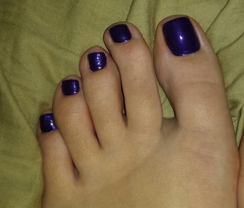 My shiny nice toes! - Yelp