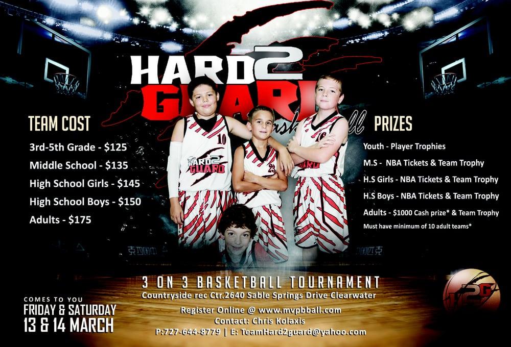 Hard2Guard Basketball: 2299 Drew St, Clearwater, FL