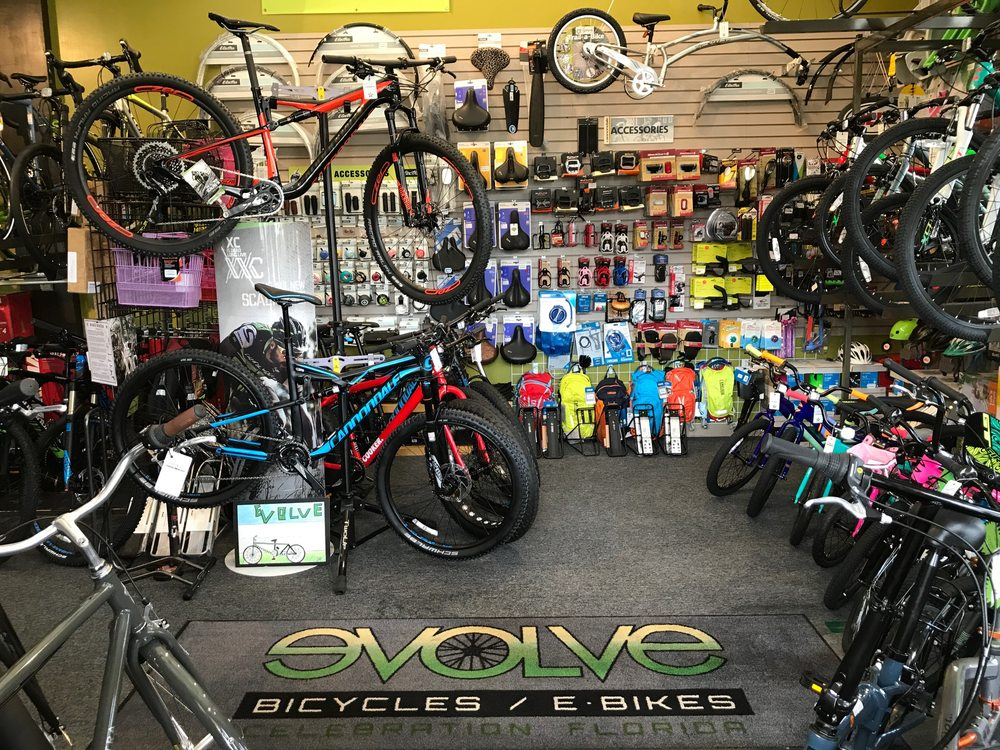 Evolve Bicycles & E-bikes