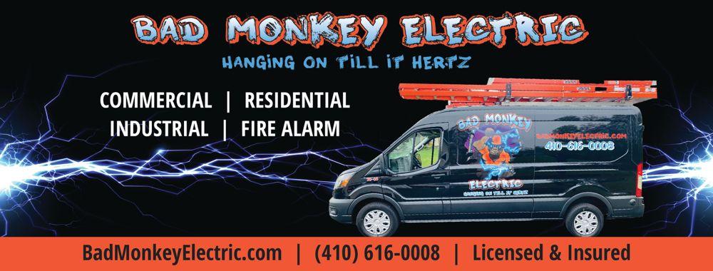 Bad Monkey Electric