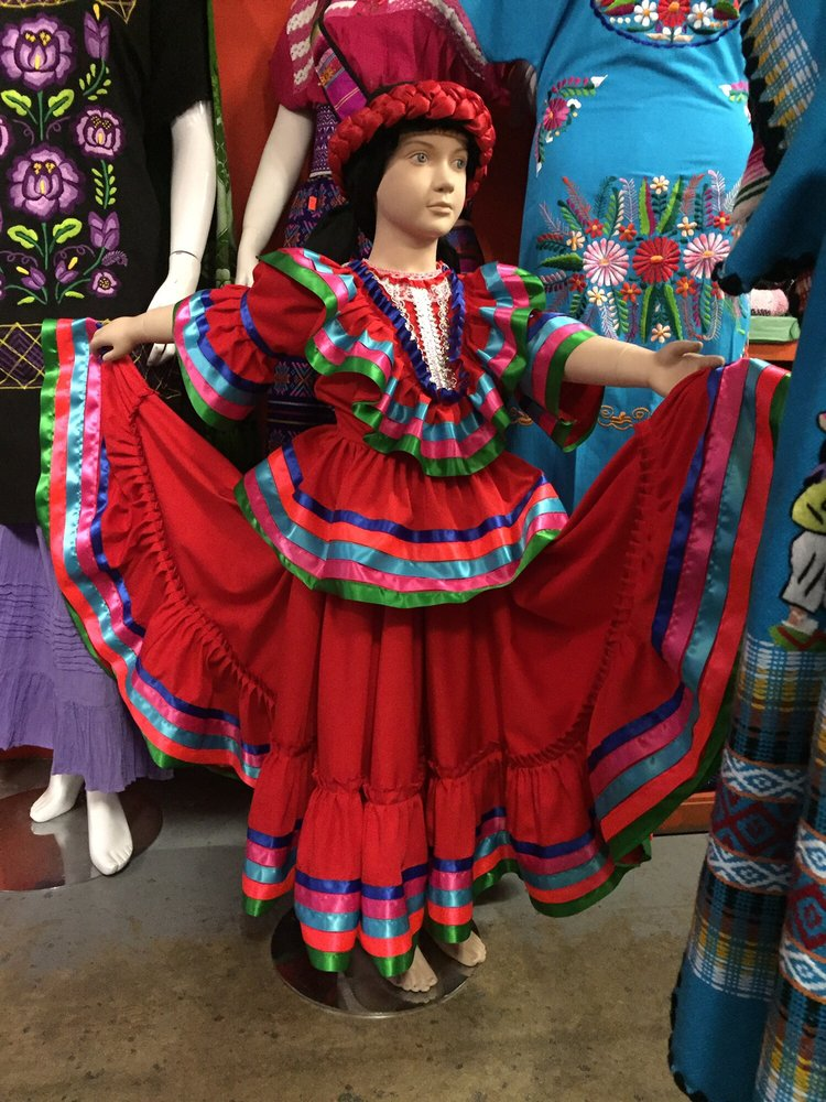 Vestido Folklorico De M 233 Xico Yelp