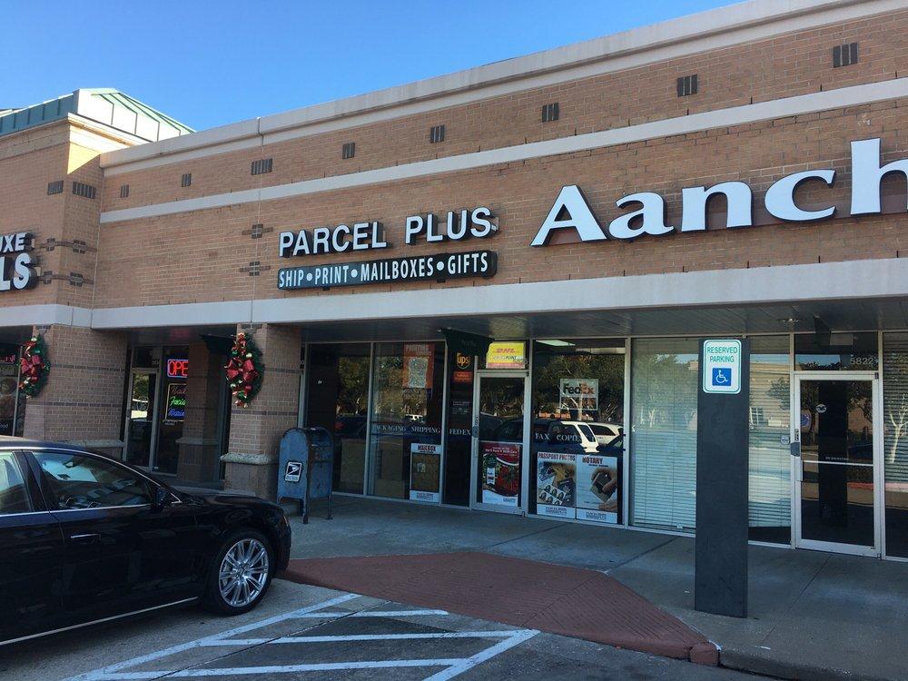 Parcel Plus: 5826 New Territory Blvd, Sugar Land, TX