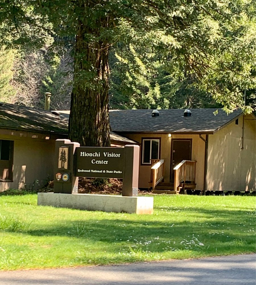 Hiouchi Information Center: 2100 US Hwy 199, Crescent City, CA