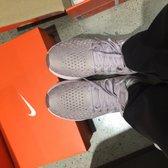 quality design ce64e 5af6b Men s Nike selection. Photo of Foot Locker - Escondido, CA, United States.  Purple shoes!