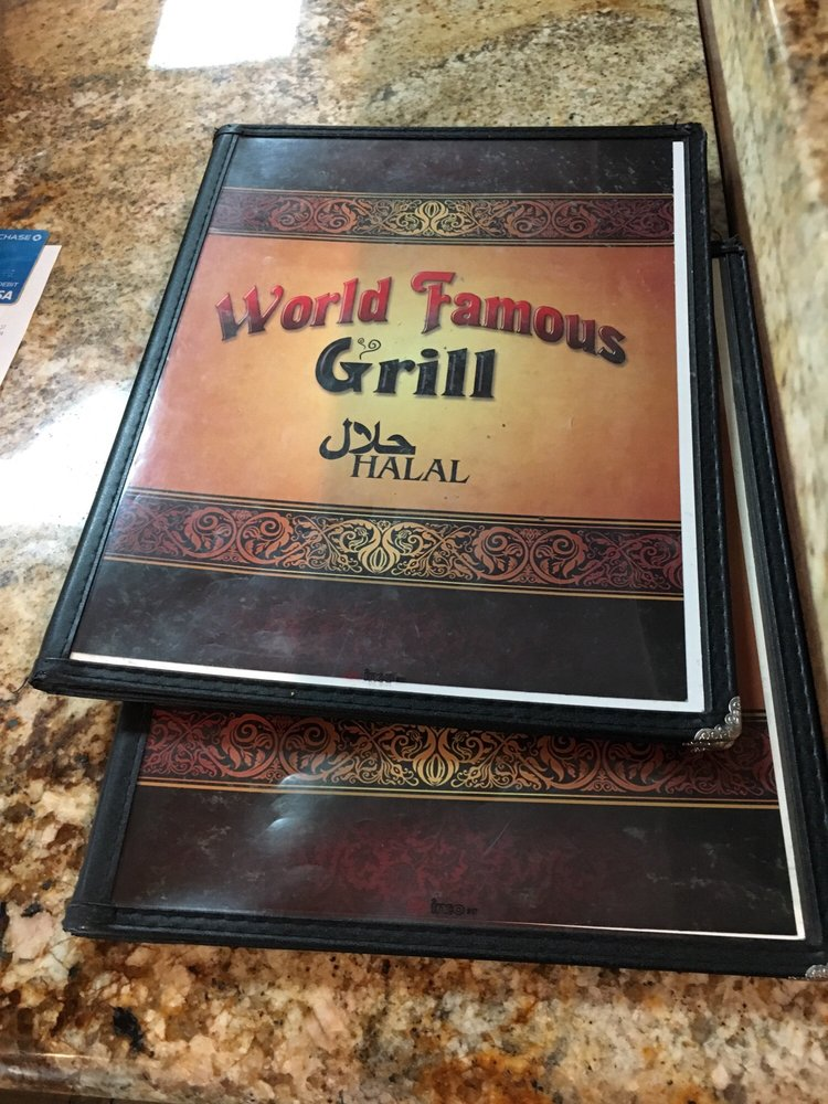 World Famous Grill: 4143 E Florence Ave, Bell, CA