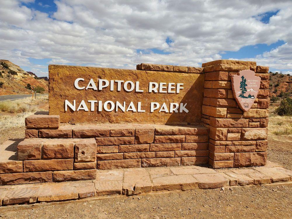 Capitol Reef National Park: Hc 70 Box 15, Torrey, UT