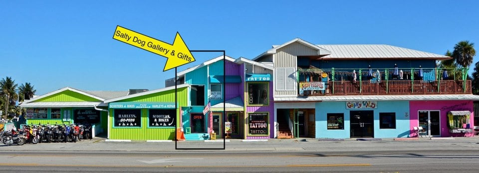 Salty Dog Gallery & Gifts