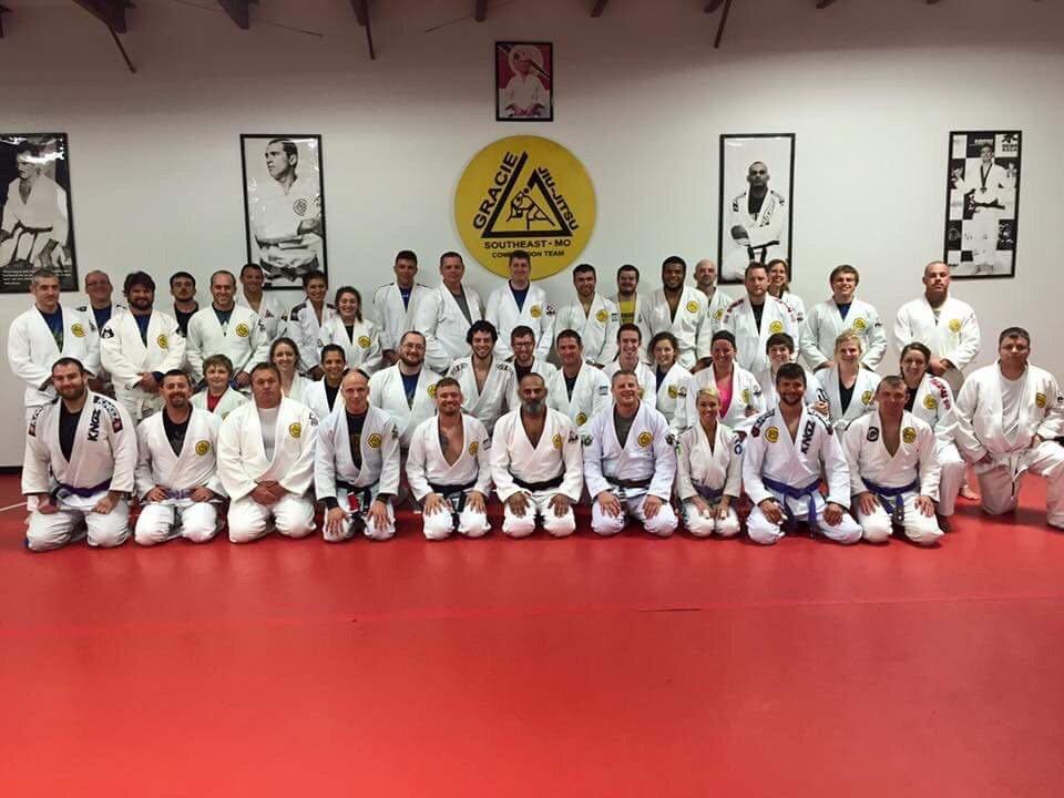 Gracie Jiu-Jitsu Southeast Missouri: 3210 Old Cape Rd, Jackson, MO