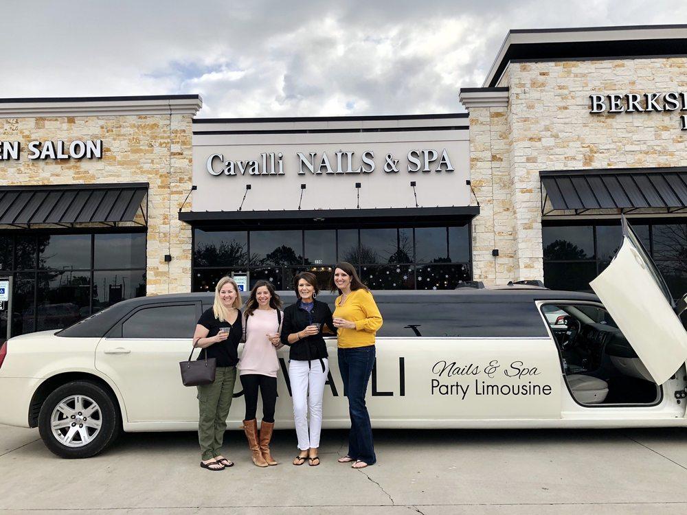 Cavalli Nails & Spa: 27131 Cinco Ranch Blvd, Katy, TX