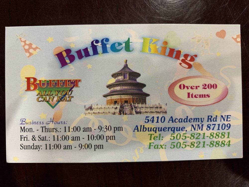 Buffet King - 143 Photos & 91 Reviews - Buffets - 5410