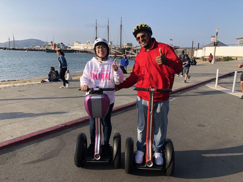 San Francisco Segway Tour: 2545 Powell St, San Francisco, CA