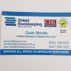 Shield Bookkeeping - Financial Services - Mango Hill