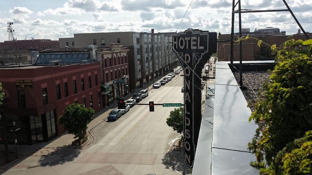 Sky Prairie: 101 Broadway, Fargo, ND