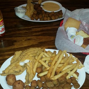 Catfish Restaurant Crestview Fl