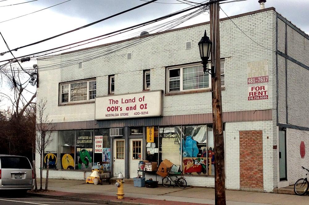 Land of Oohs & Oz: 155 Main St, Farmingdale, NY