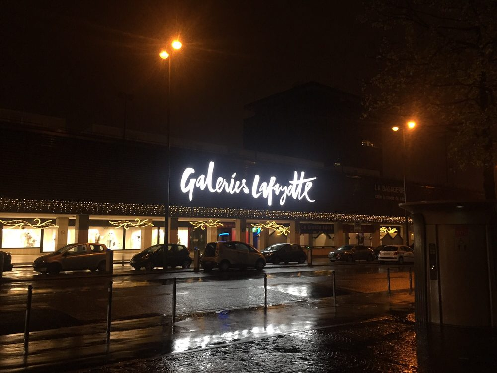Galeries Lafayette Montparnasse