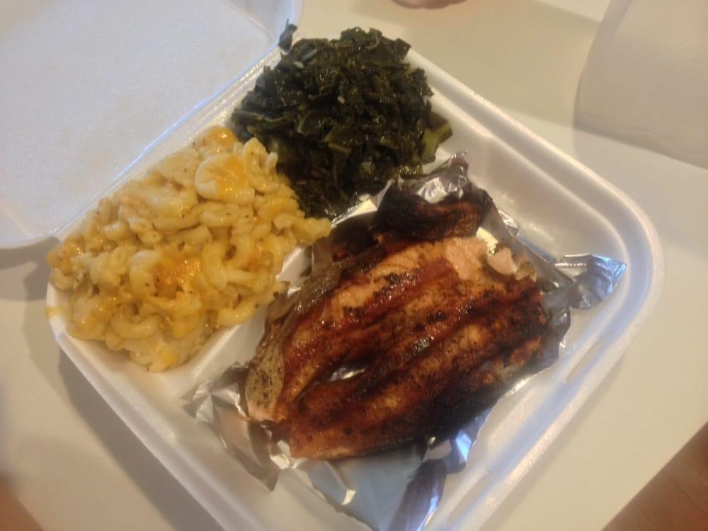 Cheryl S Fried Fish Soul Food