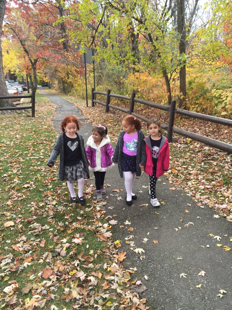 fort lee preschool fall nature walk with friends yelp 768