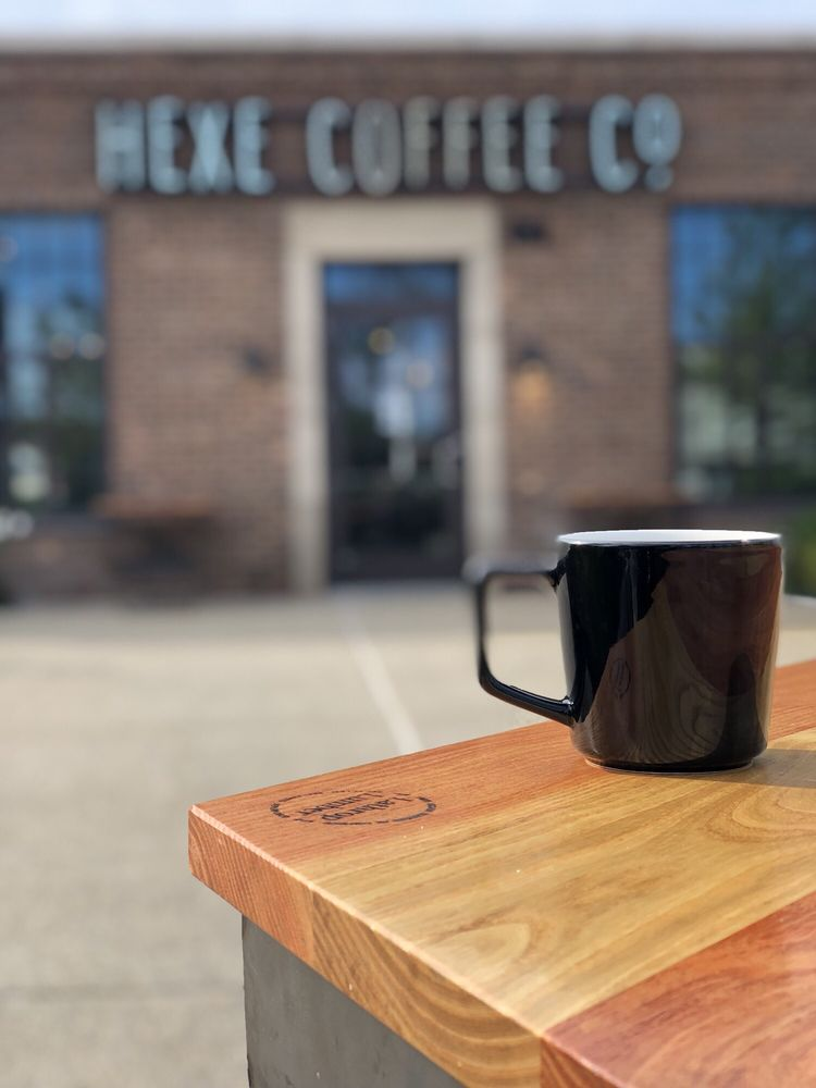 Hexe Coffee Co.: 2000 W Diversey Pkwy, Chicago, IL