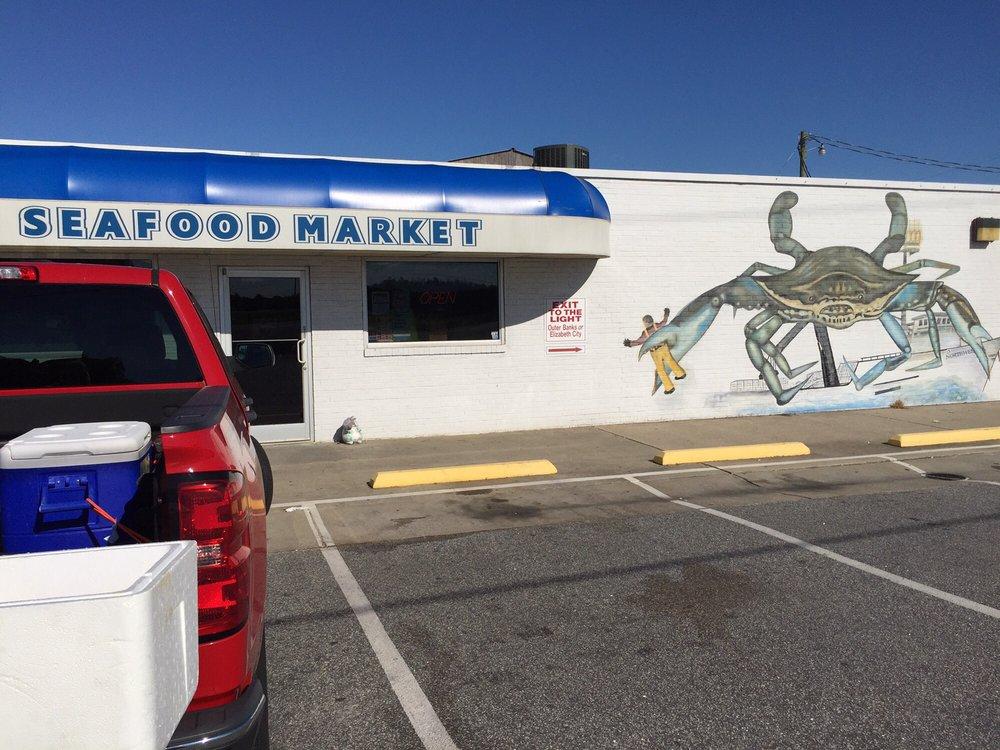 Frog Island Seafood: 3997 Caratoke Hwy, Barco, NC