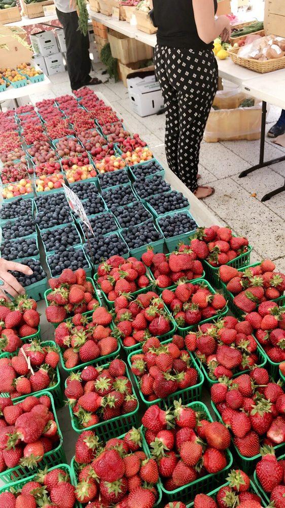 The Farmers Market at Harvard